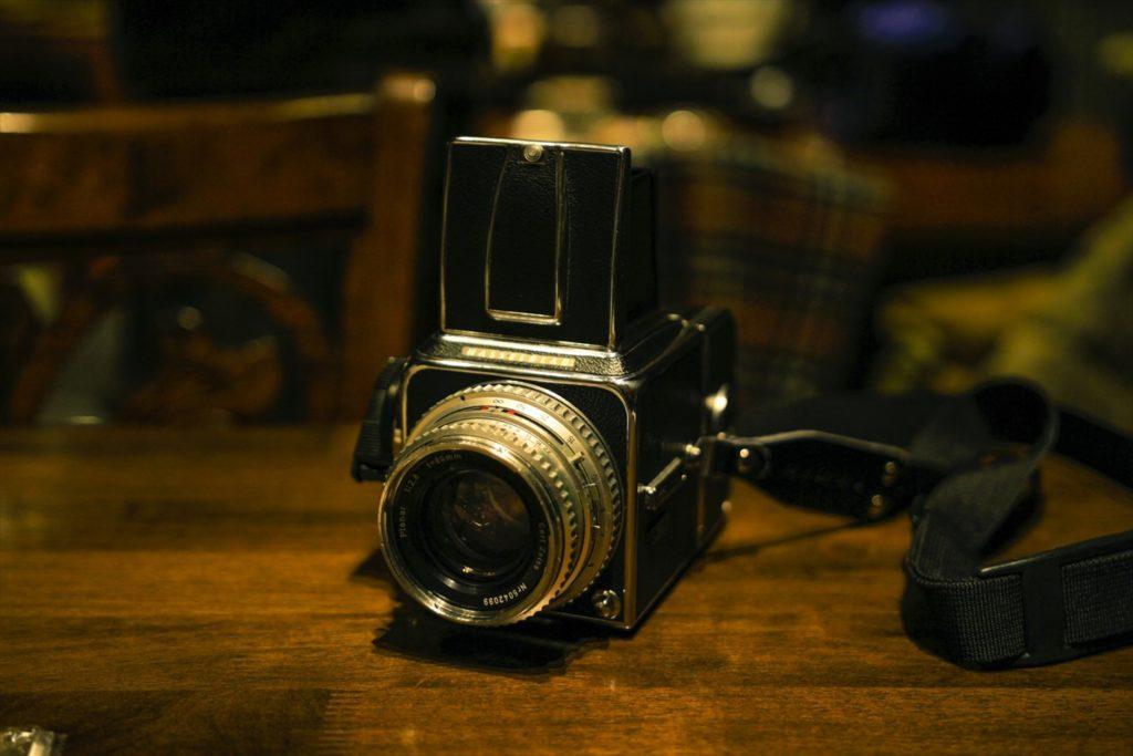 クラシックカメラ画像
