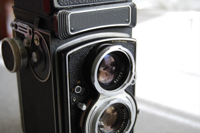 クラッシックカメラ画像