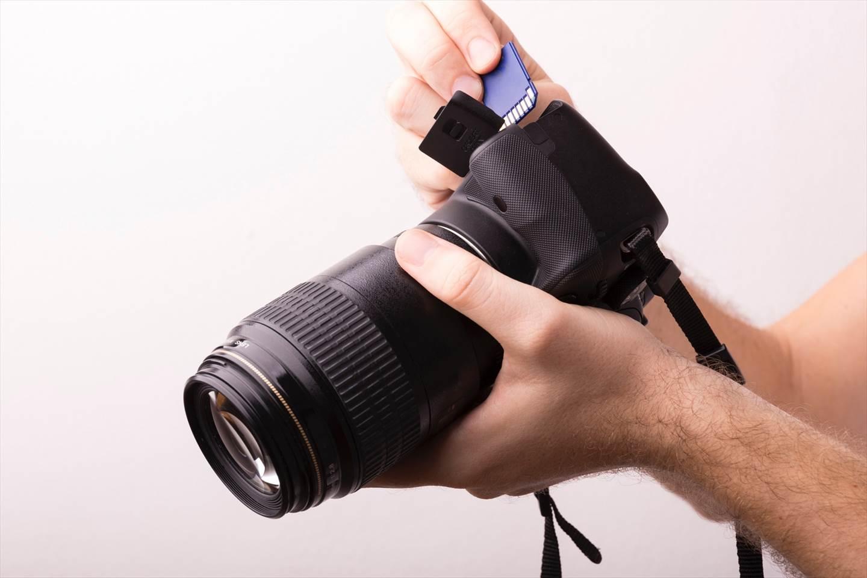 カメラの準備画像