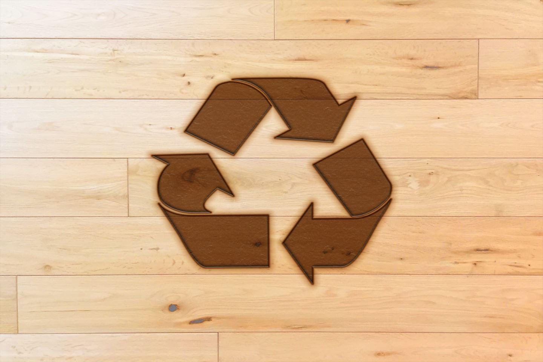 リサイクルのロゴ