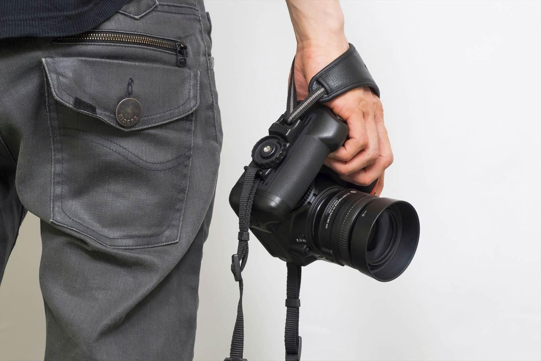 ソニーのミラーレスが似合う人のイメージ画像