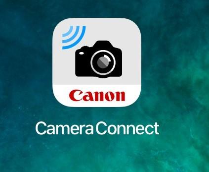 キヤノンアプリ画像